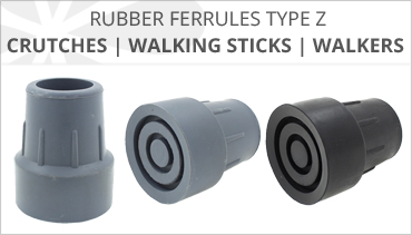 HEAVY DUTY RUBBER FERRULES TYPE Z